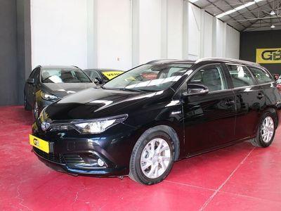 usado Toyota Auris Touring Sports 1.8 Hybrid 136cv