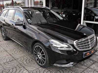 usado Mercedes E220 9G Tronic Bluetec