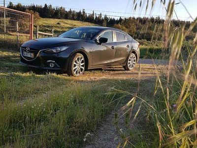 used Mazda 3 cs