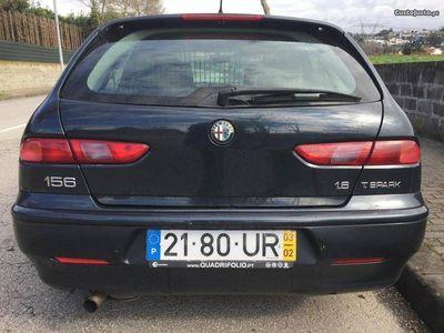 gebraucht Alfa Romeo 156 1.6 TwinSpark SW