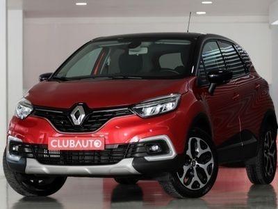 usado Renault Captur 0.9 TCE EXCLUSIVE GPS c/câmara de marcha-atrás (Novo Modelo)
