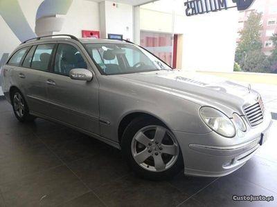 usado Mercedes E220 CDI Stat. Autom.