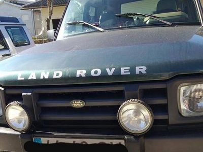 used Land Rover Discovery 200Tdi TGV