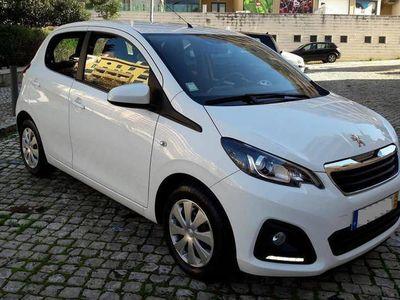 usado Peugeot 108 1.0 VTI Active C/Nov -