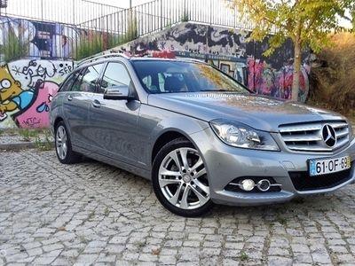 usado Mercedes C250 ClasseCDi Avantgarde BE Aut. (204cv) (5p)