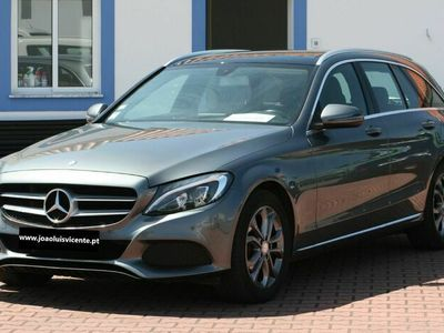 usado Mercedes C220 d Bluetec Avantgarde GPS (170cv)
