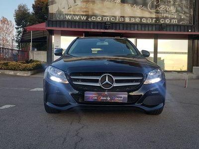 usado Mercedes C200 D STATION AVANTGARDE