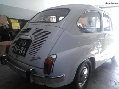 usado Fiat 600D 1969