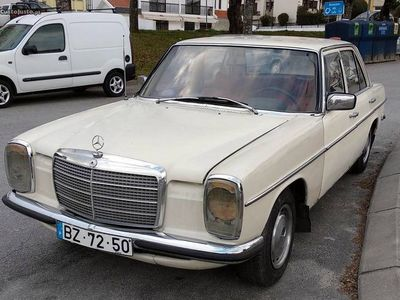 usado Mercedes 200 Sedan