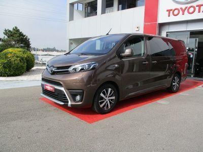 usado Toyota Verso PROACEPrime 8L L2 2.0D 180cv 1.2T