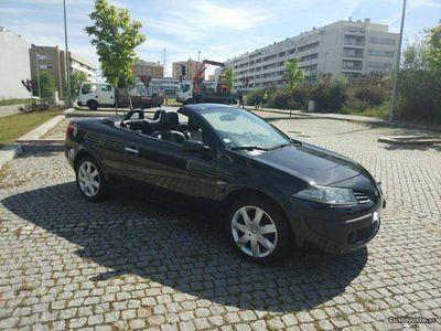 usado Renault Mégane Cabriolet 1.5 DCI EXCLUSIVE