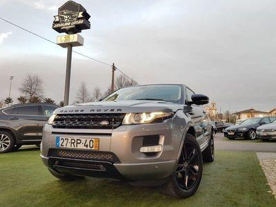 usado Land Rover Range Rover evoque 2.2 eD4 Prestige (150cv) (3p)