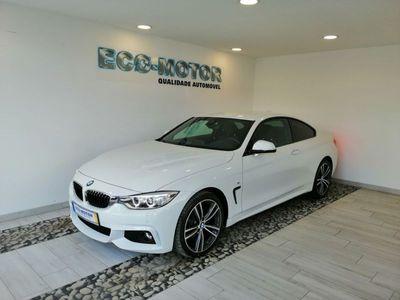 usado BMW 420 d xDrive Pack M Auto