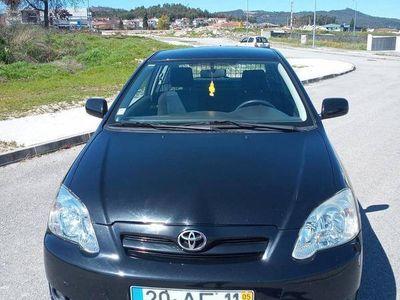 gebraucht Toyota Corolla D-4D CV