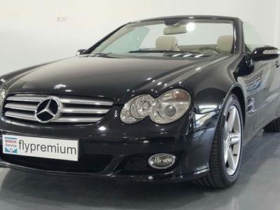 usado Mercedes SL350 gasolina