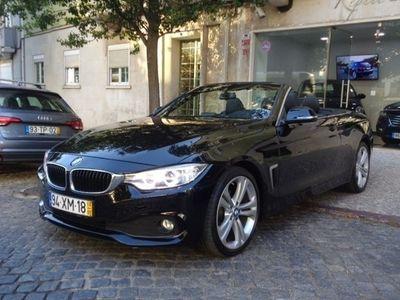 used BMW 420 d Cabrio Line Sport