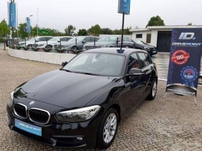 usado BMW 118 d advantage auto