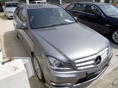 usado Mercedes C220 CDi Avantgarde BE 128g