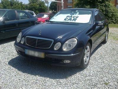 usado Mercedes E270 CDI AVANTGARD