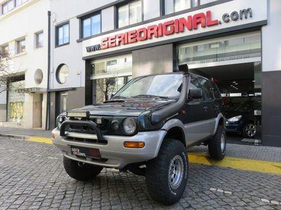 usado Nissan Terrano II 7 Lugares