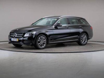 usado Mercedes C220 d Avantgarde Aut.