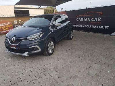 usado Renault Captur 1.5 Dci Exclusive / 90CV