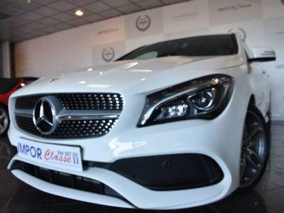 gebraucht Mercedes CLA180 AMG CAIX AUT CAMAR TRAS