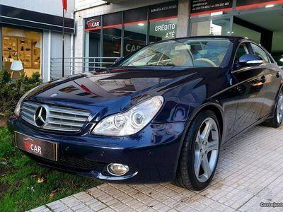 usado Mercedes CLS320 nacional selo barato