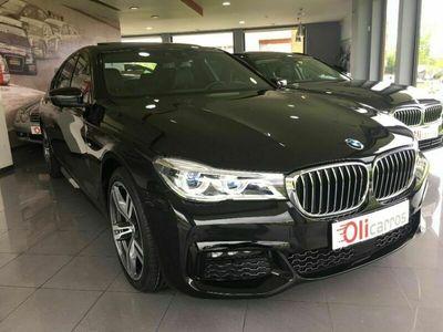 usado BMW 730 d Pack M