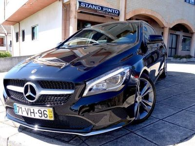 used Mercedes CLA200 Shooting Brake d Urban Auto