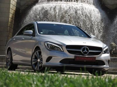 used Mercedes CLA180 D Urban pack Night (109 cv)