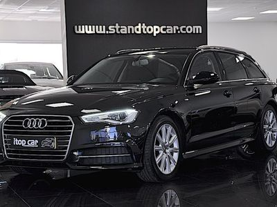 usado Audi A6 Avant 2.0 TDI S-Line S-Tronic