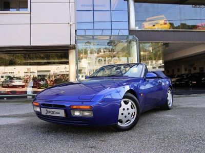 brugt Porsche 911 Turbo Cabriolet 944