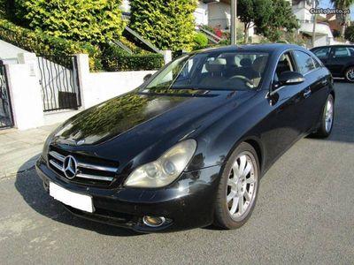 usado Mercedes CLS320 3.0 cdi