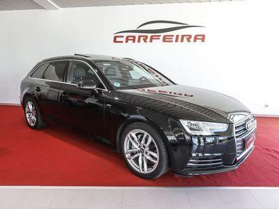 usado Audi A4 S-LINE PLUS PANORAMA JANTE 18