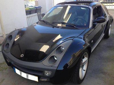 usado Smart Roadster Coupe Cabrio