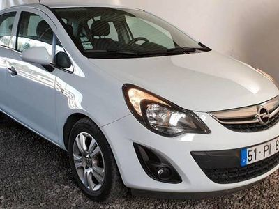 usado Opel Corsa 5 Portas