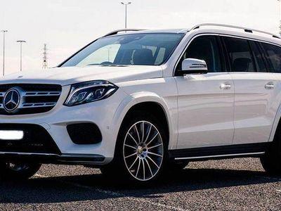 usado Mercedes GLS350 d 4 matic
