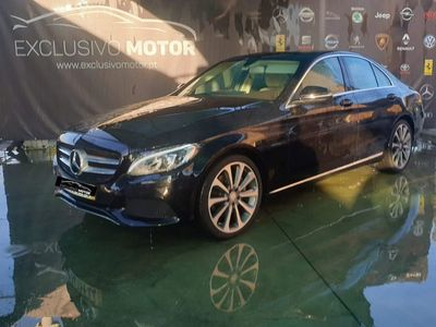 usado Mercedes C300 C 300BlueTEC Hybrid