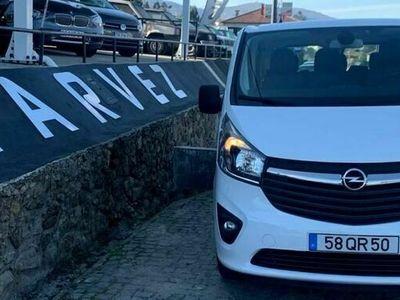 usado Opel Vivaro 1.6 CDTI BI-TURBO 125 CV