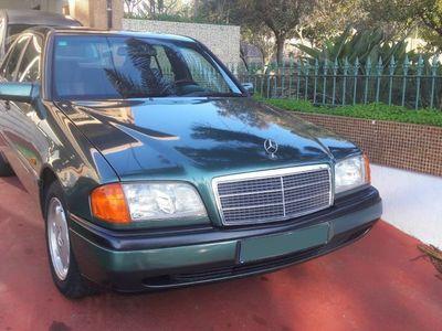 usado Mercedes C200 ---
