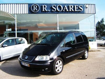 usado VW Sharan 1.9 TDi Highline AC+TA (115cv) (5p)