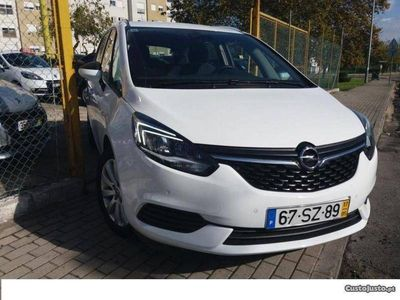 gebraucht Opel Zafira 1.6 Cdti Cosmo 7 Lug