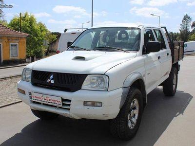 used Mitsubishi L200 CAB/DUPLA 4X4
