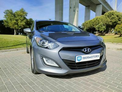 usado Hyundai i30 CW 1.6 Crdi 128cv BlueDrive