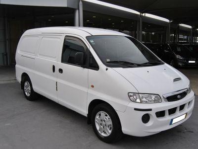 usado Hyundai H-1 2.5 TD SVViatura de retoma