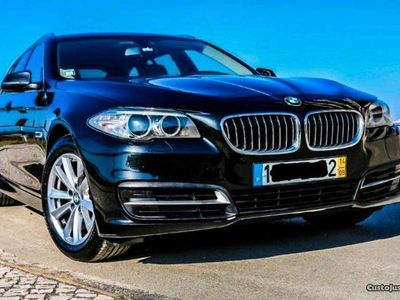 usado BMW 520 EfficientDynamics 190cv auto