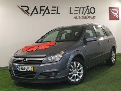 usado Opel Astra Caravan 1.7CDTi Elegance
