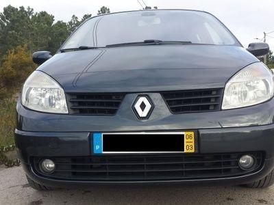 usado Renault Scénic 1.5 dCi Privilège 105cv-6velocidades