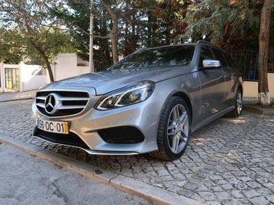 usado Mercedes E300 AMG